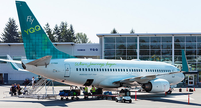 Ultra Low Cost Carrier announces service to Hawaii from Vancouver Island